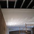 Detalle Falso techo continuo de yeso laminado