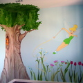 Detalle pintura infantil