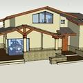 Diseño de casa Unifamiliar