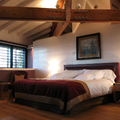 Dormitorio de un hotel
