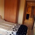 Dormitorio individual de vivienda reformada en Zaragoza