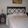 Dormitorio maderas cedro