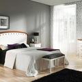 Dormitorio matrimonio cabecero modelo París