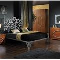 Dormitorio MEDEA con cabecero de cama en forja