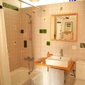 Baño en Atocha