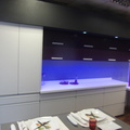 cocina  en exposición  modelo  renix