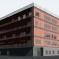Edificio de Oficinas de 5 plantas (5.500 m2), en Barcelona.