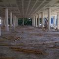 Ejecución pilares terminados