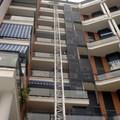 elevador por la fachada hasta 35 metros de altura