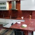 Encimera cocina Cuarcita Roja