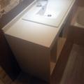 encimera de baño de yukon