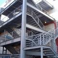 Escalera emergencia CC Los Prados