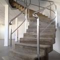 Escalera Hormigón Visto de Oficinas
