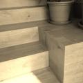 Escalera mecanizada sin mamperlan