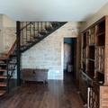 Escalera nueva en madera de jatoba