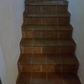 Escalera sotano