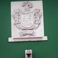 escudo y gargola en Trorazo