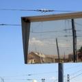 Espejo Antivandálico electrónico fabriación especial opara Renfe