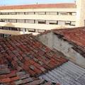 Estado inicial de un tejado en el casco antíguo de Zamora II