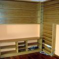 Estanteria de madera a medida