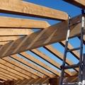 Estructura de tejado