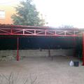 Estructura para aparcamiento