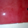 Estuco rojo