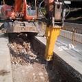 Excavacion Carretera principal  Castellon