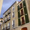 fachada colegio CARMELITAS alcoy