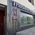 Fachada Trazados Arquitectura Tz2