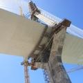 Andamio bajo tablero puente, Cádiz
