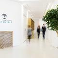 Entrada oficinas Grupo Empresarial Sostenible