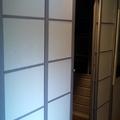 Frente de armario vestidor