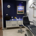 Gabinete clínica dental adaptado