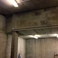 garaje antes de pintar