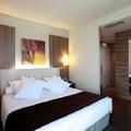Habitación con baño. Hotel en Ponferrada