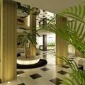 Hall de Entrada Hotel Andalucía