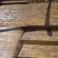 hormigon impreso madera