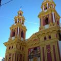 Iglesia de San Ildefonso Sevilla