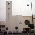 Iglesia de San José y Centro Parroquial. Puerto de Mazarrón.