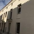 Fachada viviendas adosadas