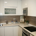 Diseño de cocina blanca