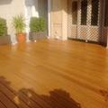 Tarima de Bambú Aceitada. Marbella