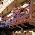 Balcon sanabres en acero