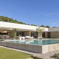 Jardín privado en Girona
