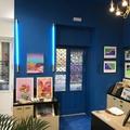 Interior Sala Exposiciones Barrio Malasaña