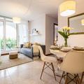 Salón después del Home Staging y estilismo