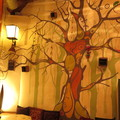 Árbol en Café Tarifa