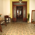 Rehabilitación de entrada vivienda tradicional