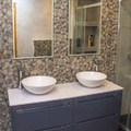 Baño muebles lavabo bol
